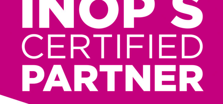 INOP'S CERTIFIED PARTNER