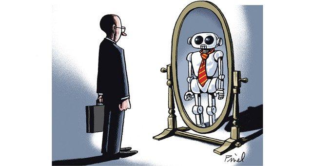 Vers la guerre des comptables contre les robots ?